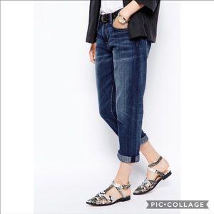 {CURRENT / ELLIOT} Boyfriend Loved Jeans